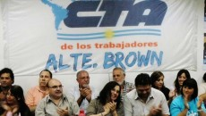 CTA movilizan Brown