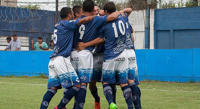 San Martín de Burzaco gol