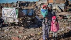 Pobres pobreza villa