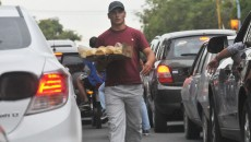 vendedor de pan