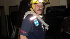 tiroteo bombero