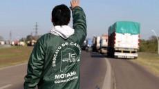Nafta paro camioneros