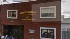 Comisaria 4ta. Longchamps ladrones