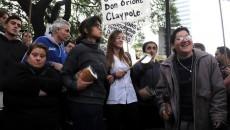 Cottolengo Don Orione Marcha protesta