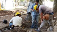 obreros obra albañil trabajo construccion