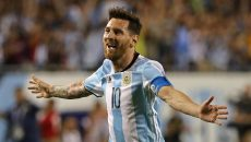 Argentina Messi Seleccion