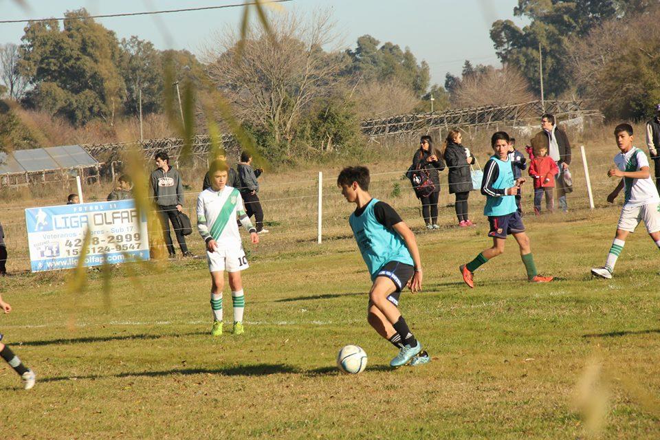 Futbol infantil ADIAB