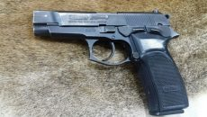 arma 9 milimetros pistola