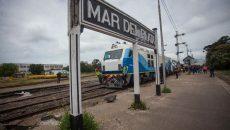 tren, Mar del Plata, turismo