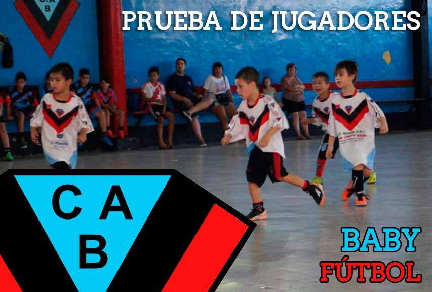 El Baby Fútbol de Brown de Adrogué empezó hoy con las pruebas para el  próximo torneo Adiab 2017. Las mismas se llevarán adelante en los  siguientes días y ... c2708a429c537