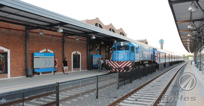 tren-Chascomús-Alejandro Korn