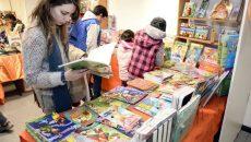 Feria del libro infantil, educación, cultura