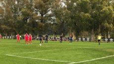 Estudiantes, Témperley, fútbol