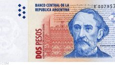 billetes, $2, moneda