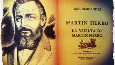 José Hernández, Martín Fierro, libro