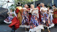 baile folklore ballet danza bailarines tradición