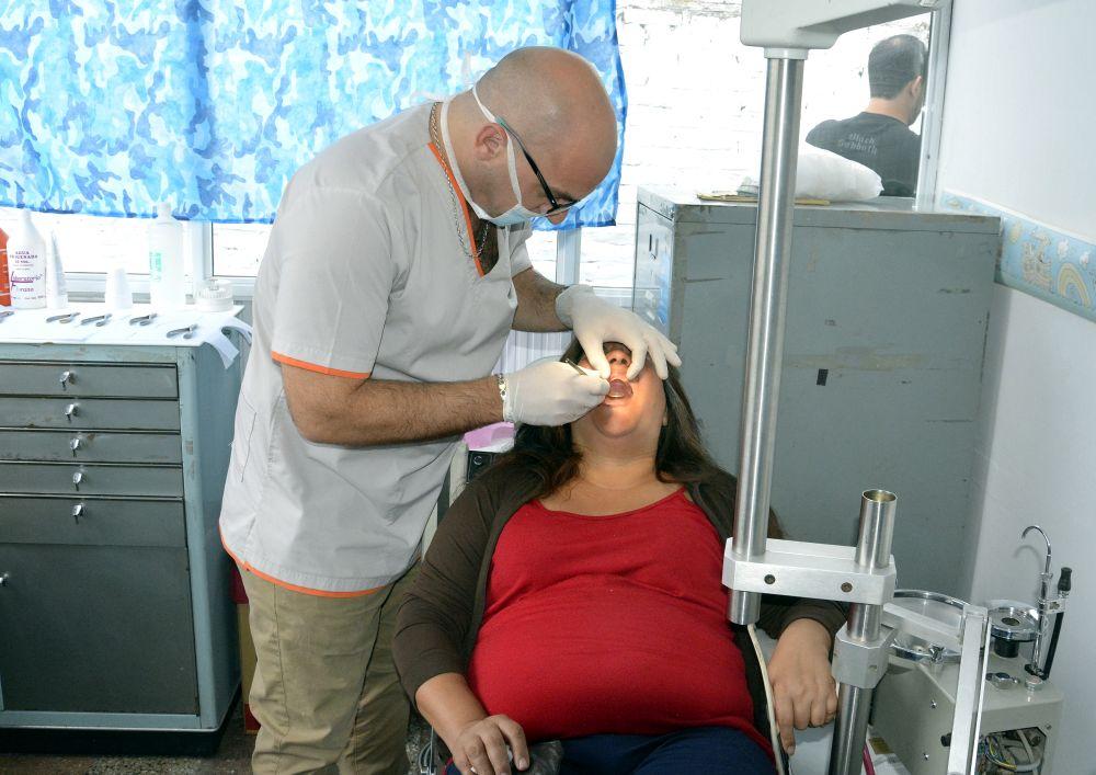 caries odontologo dentista salud movil de salud