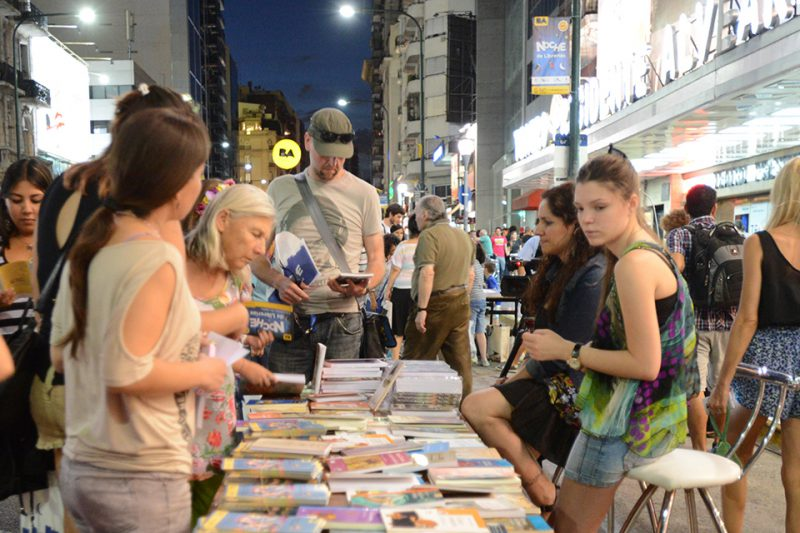 Noche de las Librerías, libro, cultura