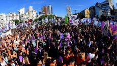 8M, marcha, Día de la Mujer, igualdad
